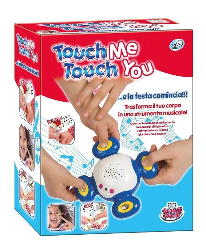 grandi giochi touch me touch you