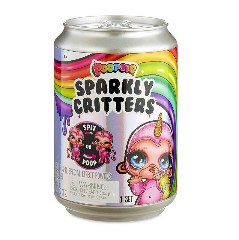 mga entertainment poopsie sparkly critters