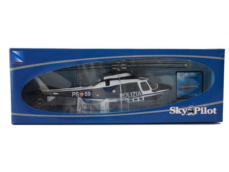 new ray sky pilot elicottero scala 1:43