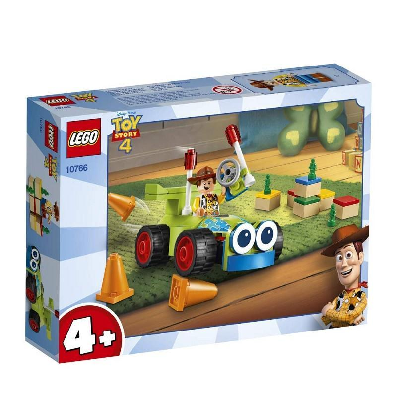 lego toy story 4 10766 woody e rc