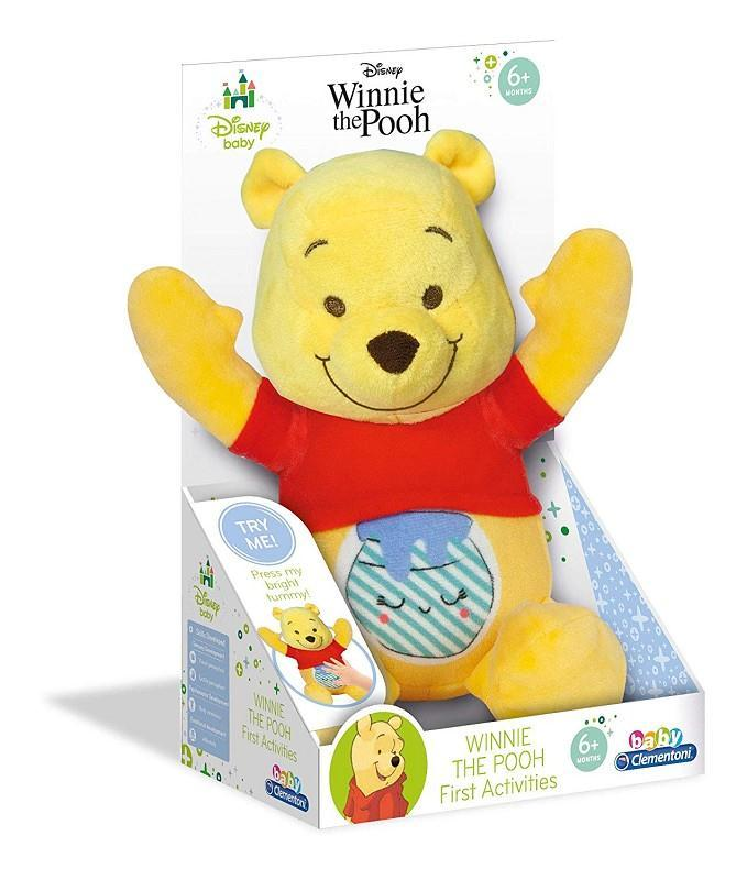 baby clementoni 17275 winnie the pooh luci e sogni