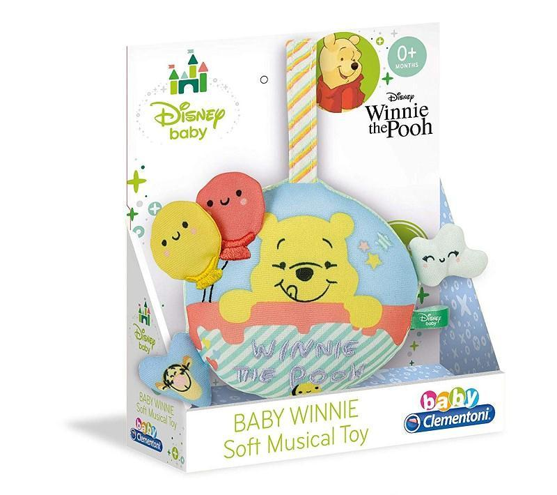 clementoni 17276 carillon winne the pooh soft