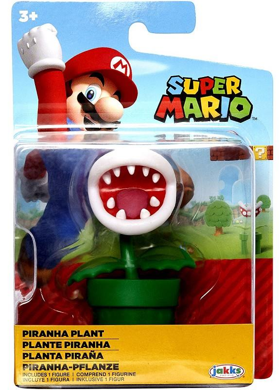 jakks pacific super mario blister 5 personaggi assortiti