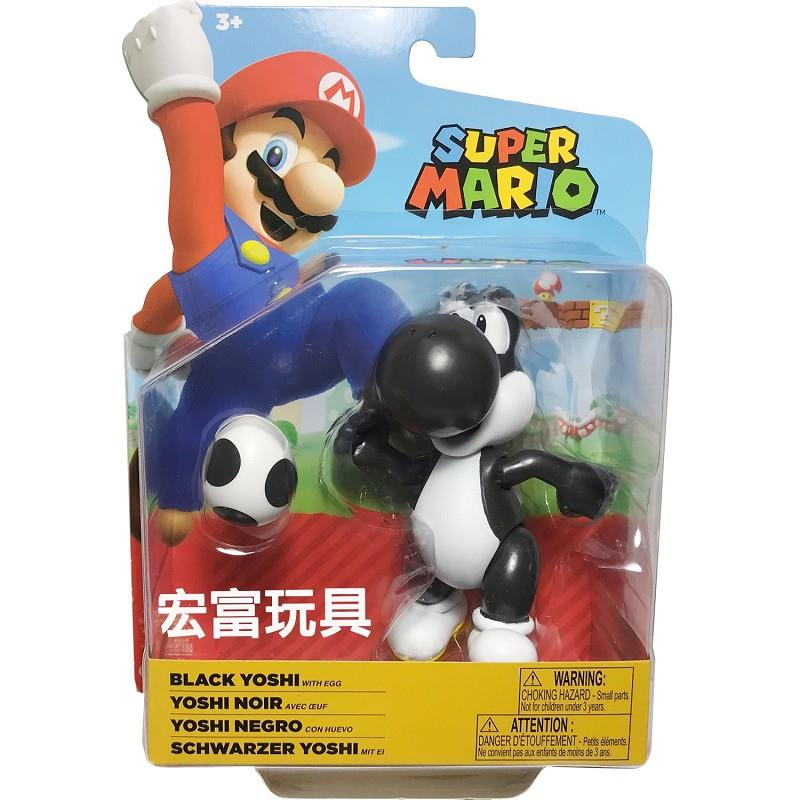 jakks pacific super mario blister personaggio + accessorio ass.