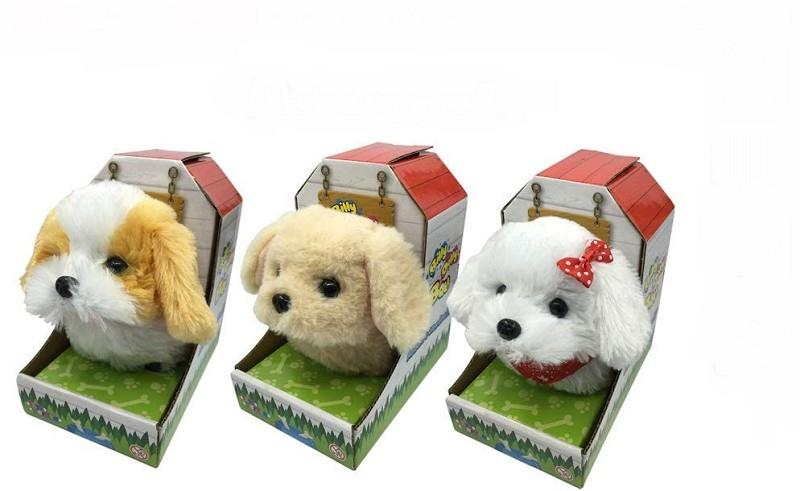 toys garden 26943 billy dolly bau cane abbaia e cammina assortito