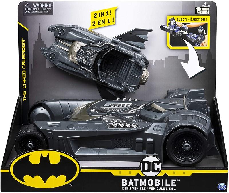 spin master 6055952 batmobile auto 2 in 1