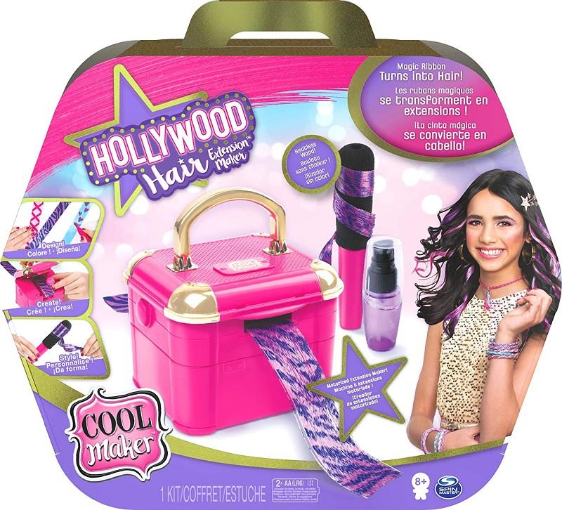 spin master 6056639 cool maker hollywood hair set extension