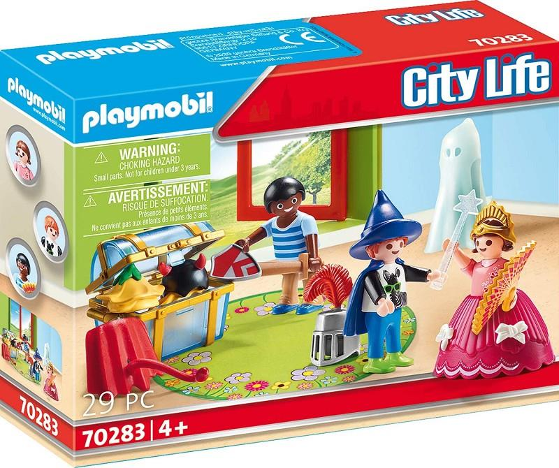 playmobil city life 70283  baule dei divertimenti