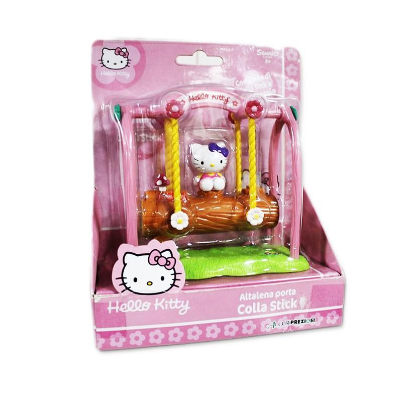auguri preziosi hello kitty set scrivania