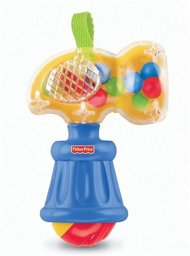 FISHER PRICE PRIMA INFANZIA PRIMI GIOCHI MARTELLO SONAGLINO FISHER PRICE