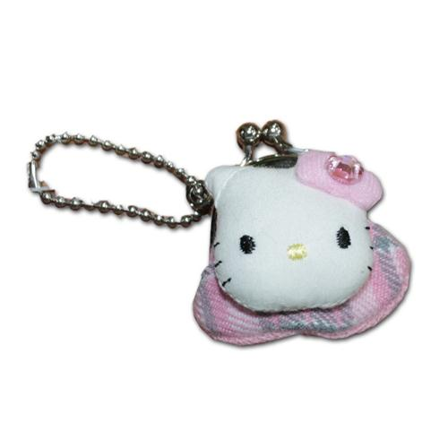 SAMRIO ACCESSORI  GADGET HELLO KITTY MINI BORSELLINO ROSA