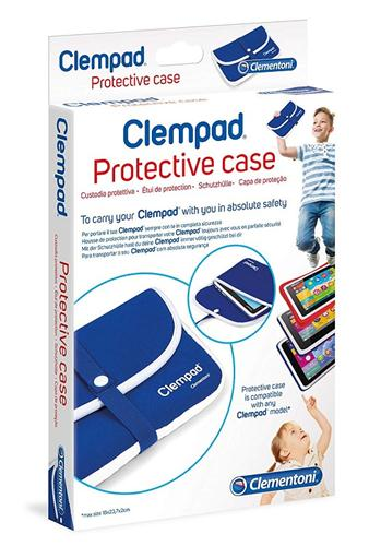 CLEMENTONI ACCESSORI  CUSTODIA CLEMPAD CUSTODIA PROTETTIVA TABLET 13358