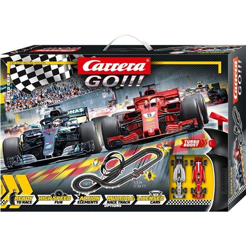 CARRERA GIOCATTOLI PISTE PISTA CARRERA GO SPEED GRIP 1:43