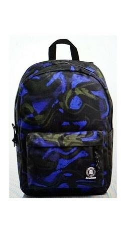 SEVEN SCOLASTICA ZAINI SCOLASTICI ZAINO INVICTA BACKPACK C. FANTASY STREET JUNGLE