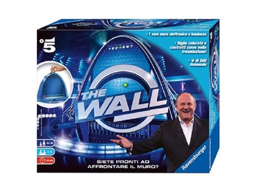 RAVENSBURGER GIOCHI DI SOCIETA GIOCHI DI SOCIETA THE WALL GIOCO GERRY SCOTTI RAVENSBURGER