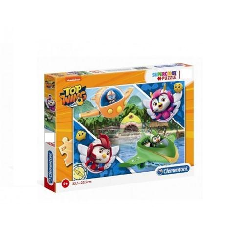 CLEMENTONI PUZZLE PUZZLE CLEMENTONI PUZZLE 24 PZ MAXI TOP WING