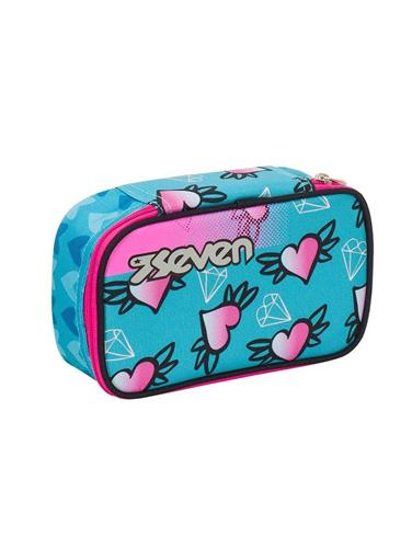SEVEN SCOLASTICA ASTUCCI SEVEN QUICK CASE SHIFTY GIRL