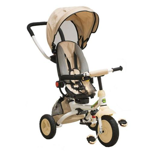 OLD TOYS BICICLETTE/TRICICLI  TRICICLI E TRIJOLY TRIJOLY COOL BABY REVERSIBILE E PIEGHEVOLE