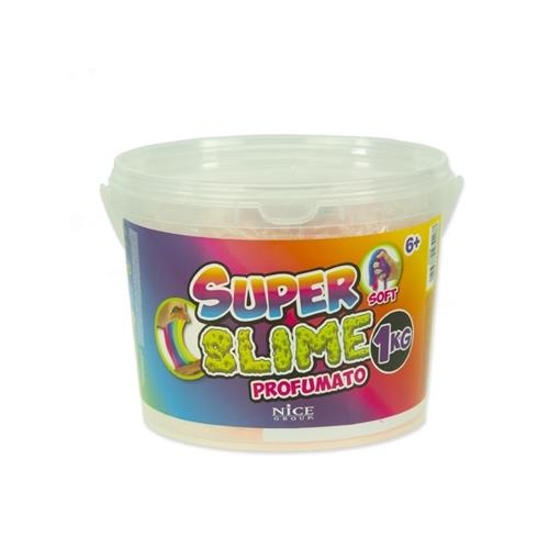 NICE GROUP GIOCATTOLI SLIME SUPER SLIME KIT SLIME GIGANTE NICE GROUP