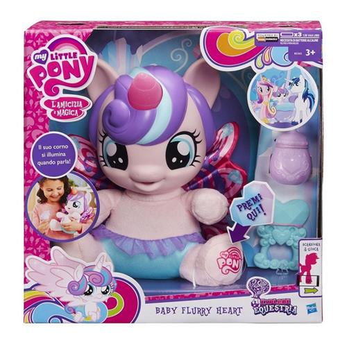 HASBRO GIOCATTOLI ANIMALI INTERATTIVI MY LITTLE PONY BABY FLURRY HEART HASBRO