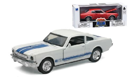 NEW RAY GIOCATTOLI AUTO E VEICOLI VARI NEW RAY MUSCLE CAR 1:32 ASS. COLLECTION
