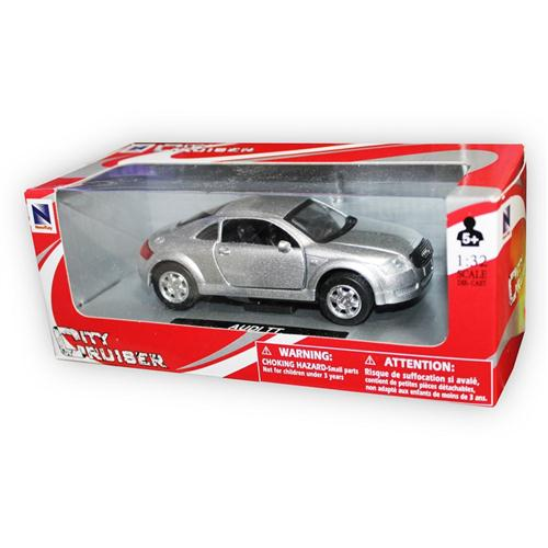NEW RAY GIOCATTOLI AUTO E VEICOLI VARI AUTO CITY CRUISER 1:32 ASS. NEW RAY 51193I