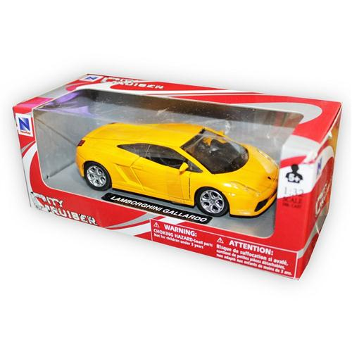 NEW RAY GIOCATTOLI AUTO E VEICOLI VARI AUTO CITY CRUISER 1:32 ASS. NEW RAY 51493I