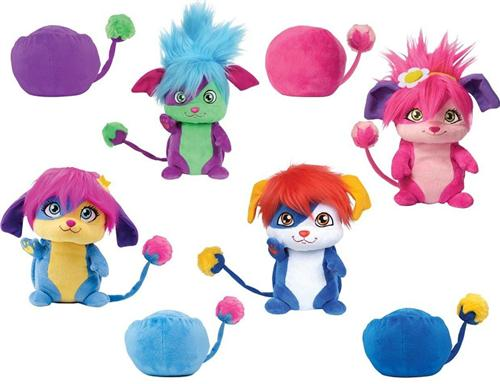 SPIN MASTER PELUCHE PELUCHE POPPLES PELUCHE TRASF. ASS. BASE SPIN MASTER