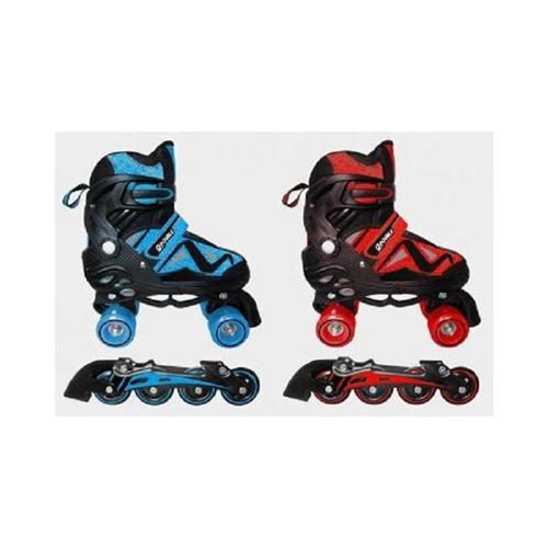 MANDELLI GIOCHI ALL APERTO GIOCHI SPORTIVI PATTINI 2IN1 31/34 DOUBLE ABEC5 SPORT ONE