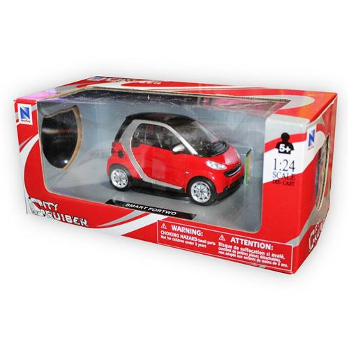 NEW RAY GIOCATTOLI AUTO E VEICOLI VARI SMART FOR TWO 1:24 N.RAY ASS.