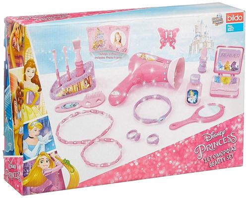 BILDO GIOCATTOLI ACCESSORI DI BELLEZZA BILDO 7113 PRINCESS BEAUTY SET