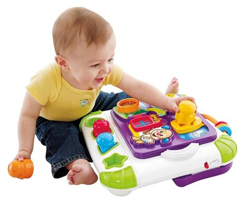 FISHER PRICE PRIMA INFANZIA PRIMI GIOCHI CENTRO CREATIVO FISHER PRICE
