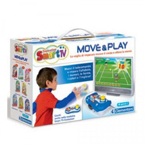 CLEMENTONI GIOCHI EDUCATIVI GIOCHI EDUCATIVI SAPIENTINO MOVE&PLAY