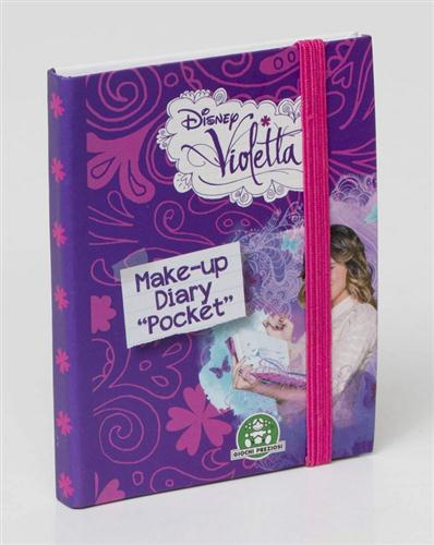 GIOCHI PREZIOSI GIOCATTOLI ACCESSORI DI BELLEZZA VIOLETTA MINI DIARIO MAKE UP