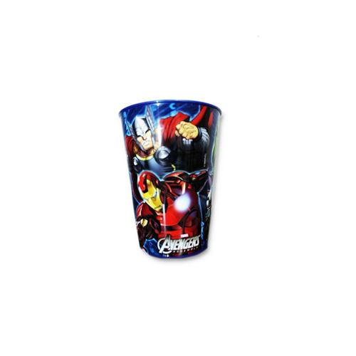 STOR SCOLASTICA SET PAPPA BICCHIERE AVENGERS