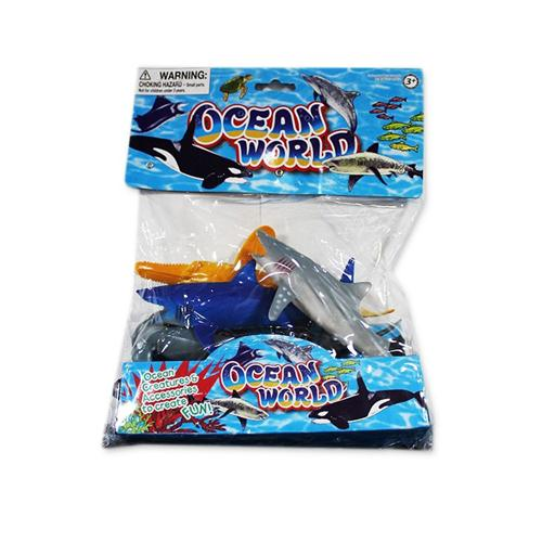 PALM BEACH GIOCATTOLI ANIMALI ANIMALI MARINI OCEAN WORLD PALM BEACH