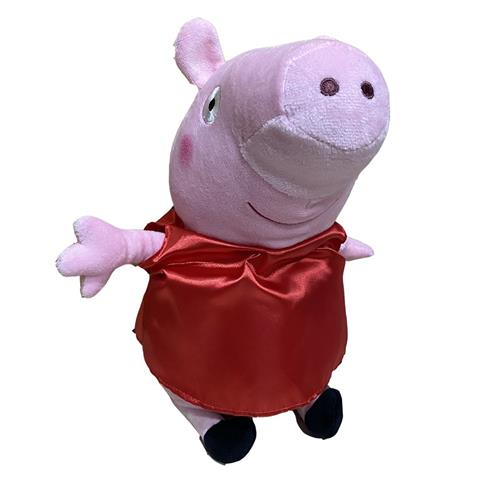 PLAY BY PLAY PELUCHE PERSONAGGI PEPPA PIG PELUCHE 6 MODELLI ASS. 30CM