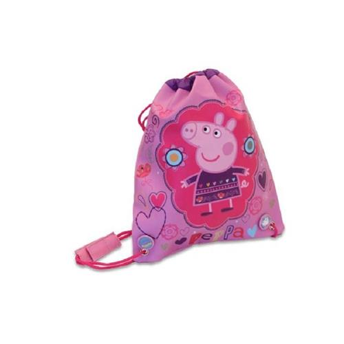 ACCESSORI  ZAINETTO PEPPA PIG SACCA PORTATUTTO