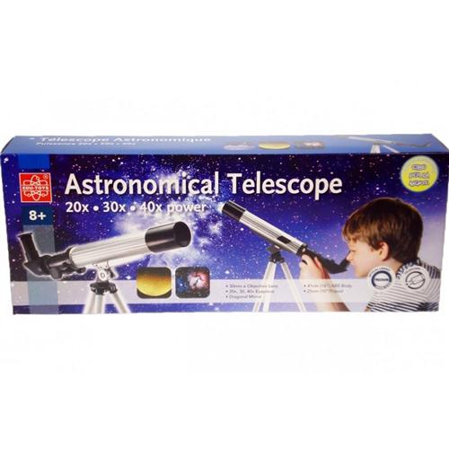 GRANDI GIOCHI GIOCHI EDUCATIVI LABORATORI EDUCATIVI TELESCOPIO 40 ZOOM G. GIOCHI
