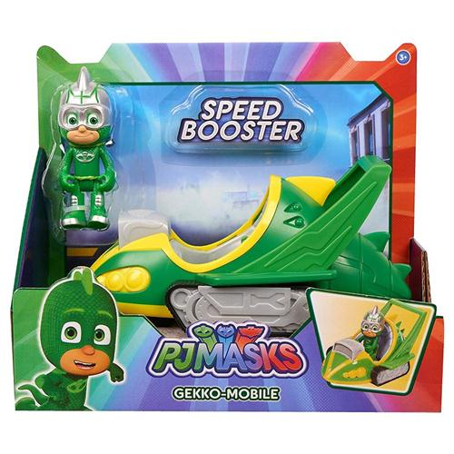 JUST PLAY GIOCATTOLI PERSONAGGI PJMASKS SPEED BOOSTER GEKKO MOBILE