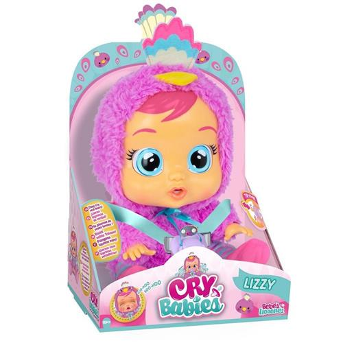 IMC TOYS BAMBOLE BAMBOLE CRY BABIES WAVE 4 ASSORTITE
