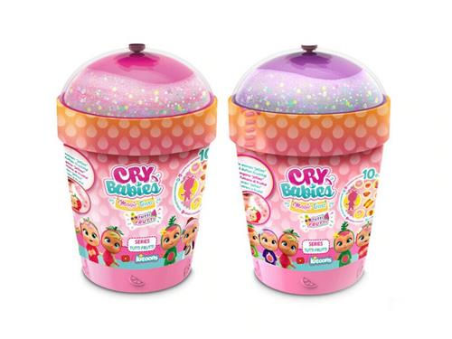 IMC TOYS BAMBOLE BAMBOLE CRY BABIES MAGIC TEARS TUTTI FRUTTI