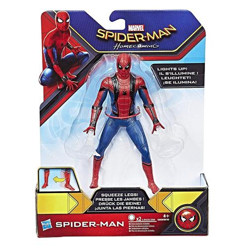 HASBRO GIOCATTOLI PERSONAGGI SPIDER MAN 9765 HOMECOMING PERS.ASS.