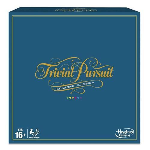 HASBRO GIOCHI DI SOCIETA GIOCHI DI SOCIETA TRIVIAL PURSUIT PARTY
