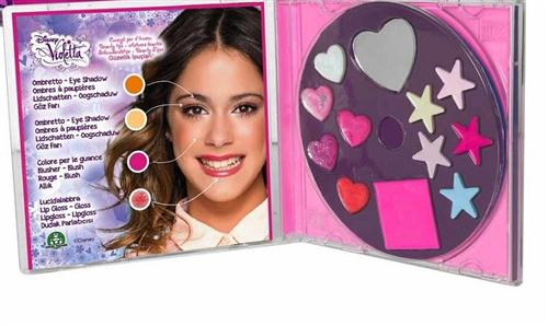 GIOCHI PREZIOSI GIOCATTOLI ACCESSORI DI BELLEZZA VIOLETTA CD MAKE UP