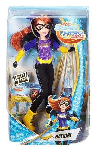 MATTEL BAMBOLE BAMBOLE SUPER HERO GIRLS ASSORTITE MATTEL