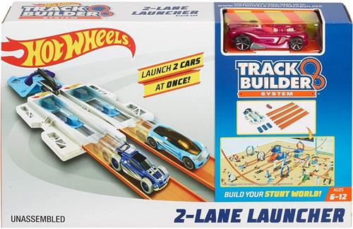 MATTEL GIOCATTOLI PISTE AUTO E TRENI HOT WHEELS WORKSHOP BUILDER DNH84 MATTEL