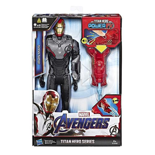 HASBRO GIOCATTOLI PERSONAGGI AVENGERS ENDGAME POWER FX 2.0 TH IRON MAN
