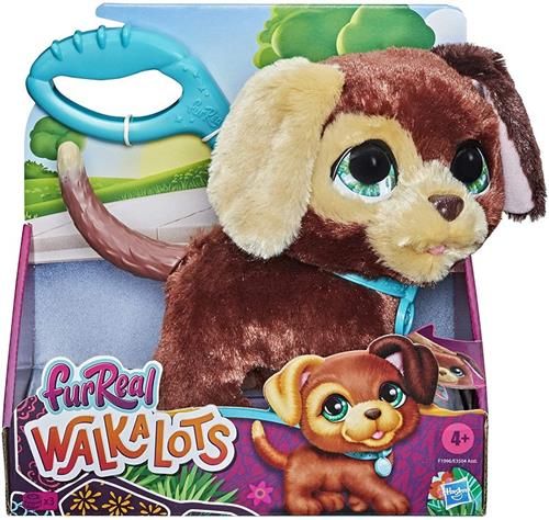 HASBRO GIOCATTOLI ANIMALI INTERATTIVI FUR REAL WALKALOTS CUCCIOLI ASSORTITI HASBRO TV