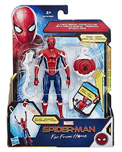 HASBRO GIOCATTOLI PERSONAGGI SPIDER MAN MOVIE 6 INCH PERS. ASS.